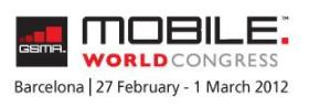 Mobile World Congress 2012